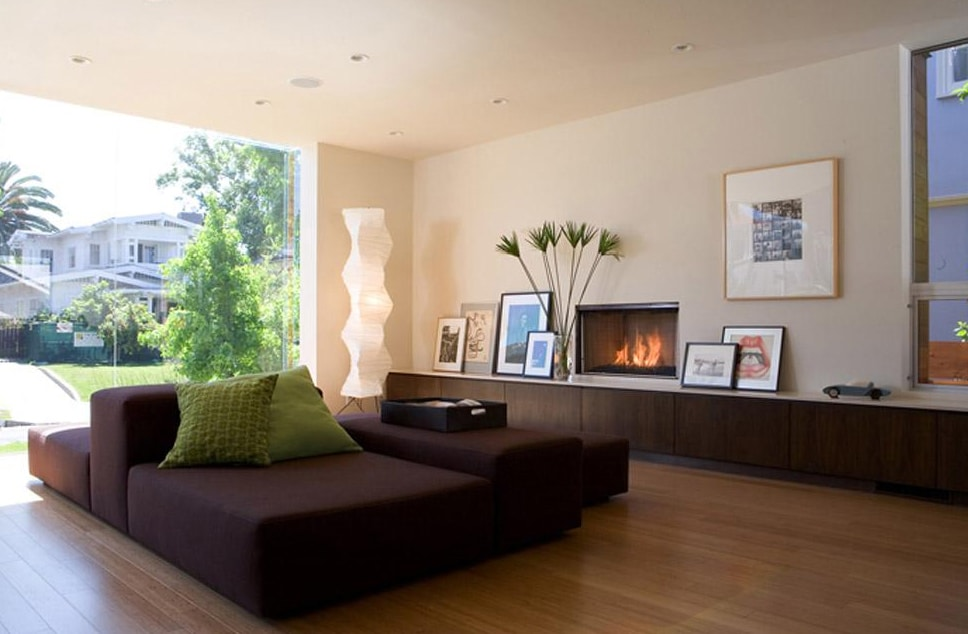 Casa moderna Made in California
