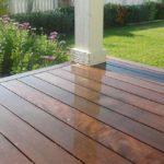 mantenimiento de tarima de madera