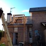 reforma en casa de madera