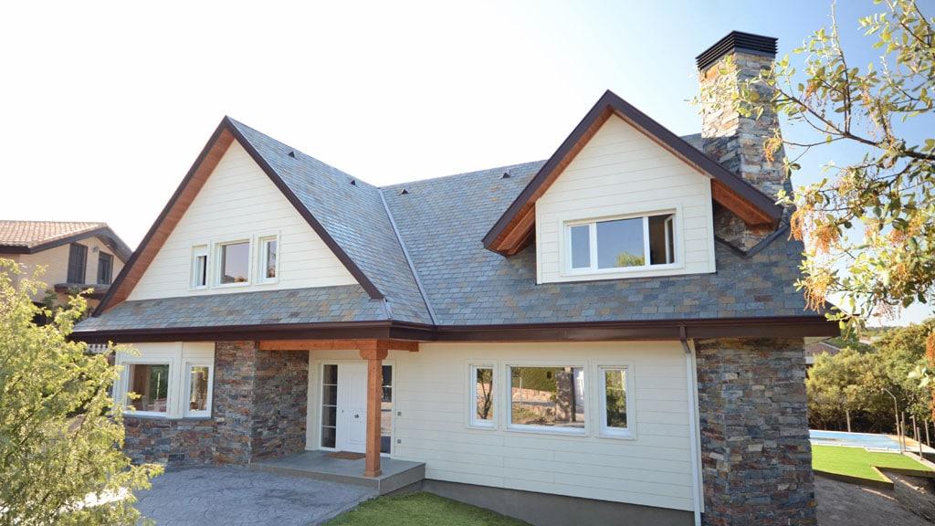 Casas canadienses canexel ideas de disenos for Canexel construcciones