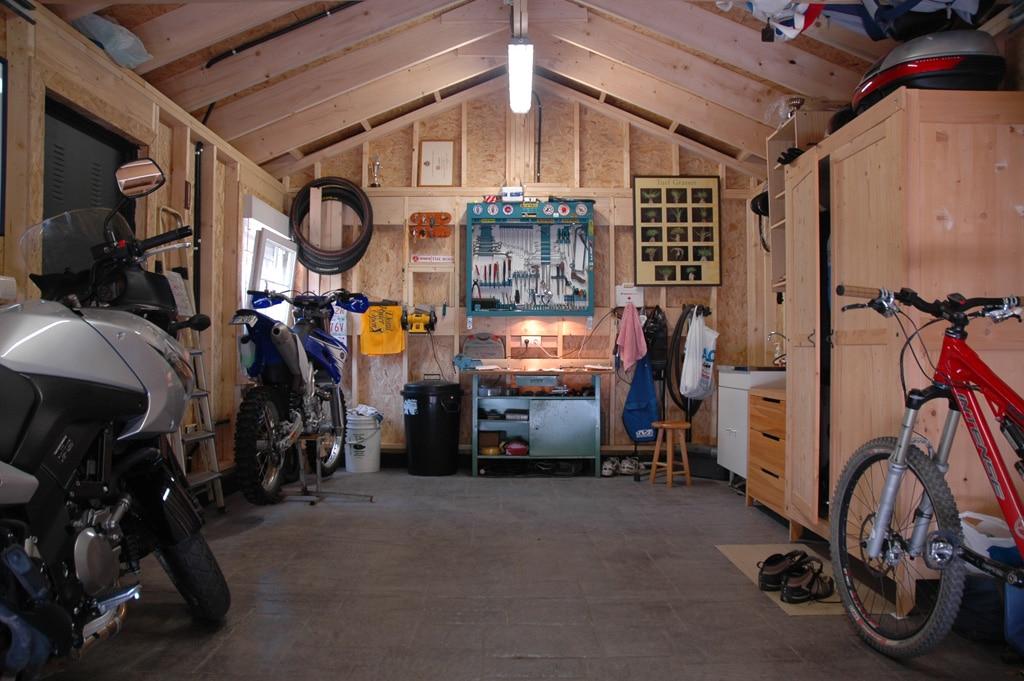Garajes de madera canexel - Garage de madera ...