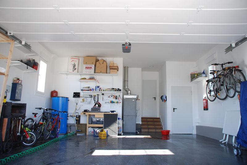 garajes de madera canexel