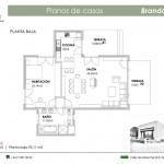 Plano Casa Brandon