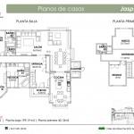 plano de la casa jasper