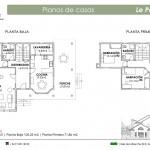 Plano Casa Le Pas