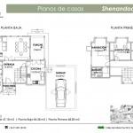Plano Casa Shenandoah
