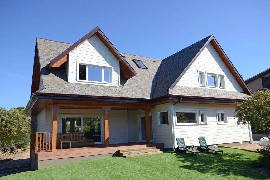 Casa london canexel for Imagenes de porches de casas