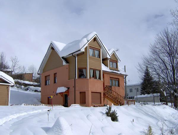 Casa terranova canexel - Casas de campo madera ...