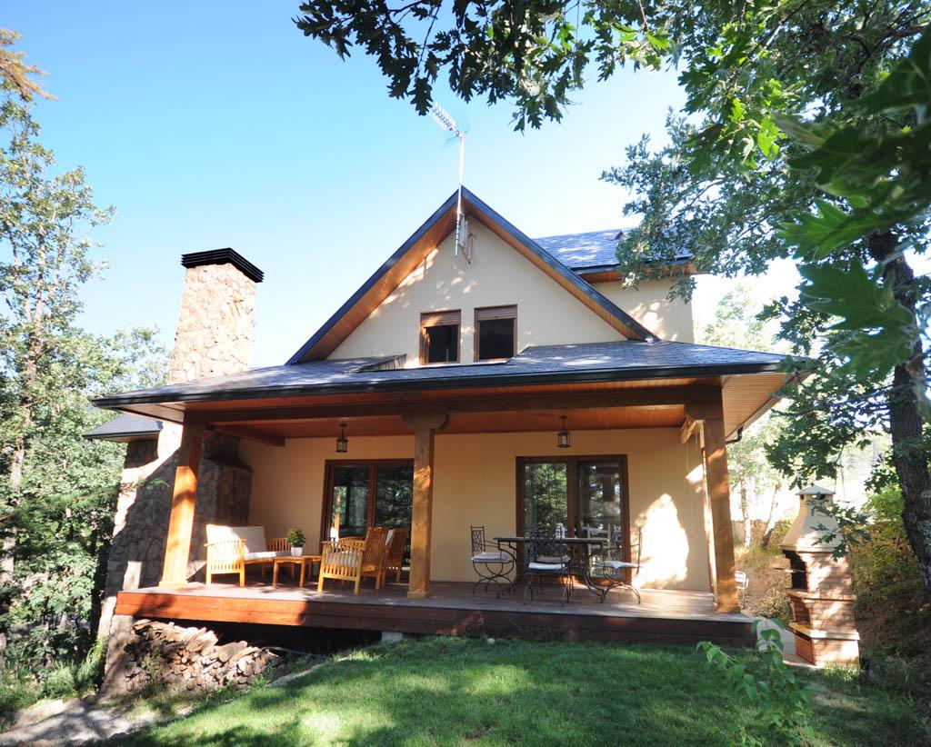 Casa salbary canexel - Casas de piedra y madera ...