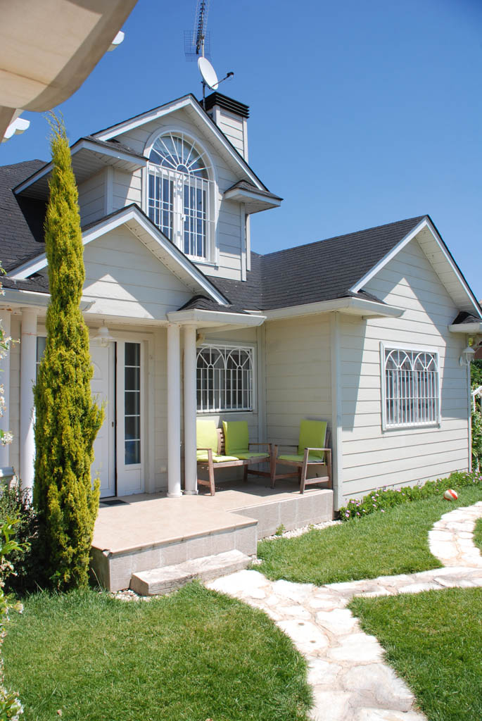 Casa berwick canexel - Casas estilo americano ...