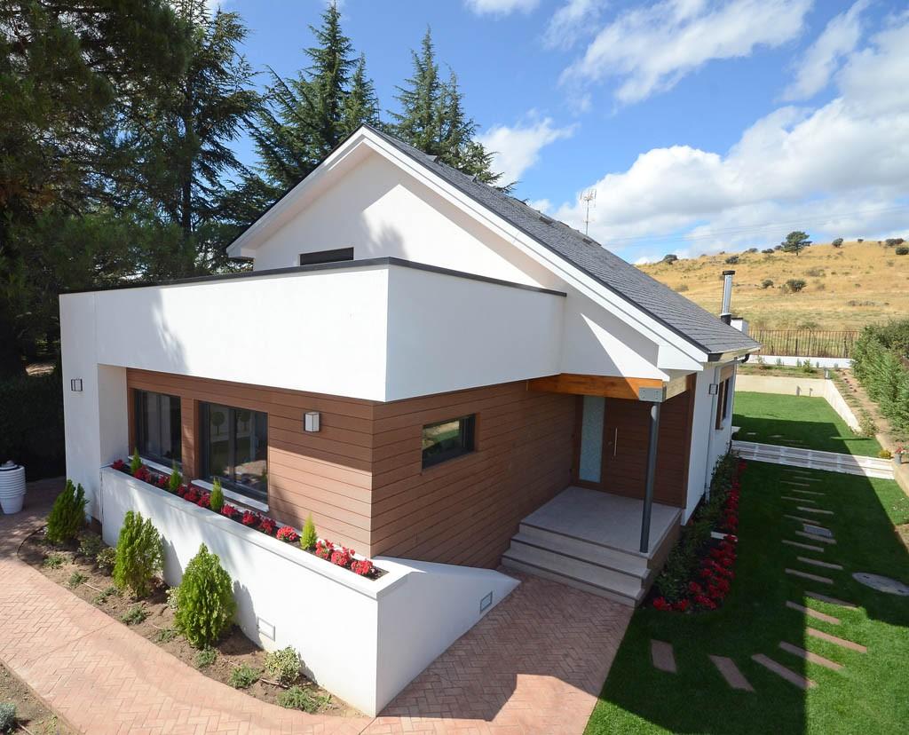 Entradas de casas modernas 5 consejos a tener en cuenta for Casas modernas con puertas antiguas