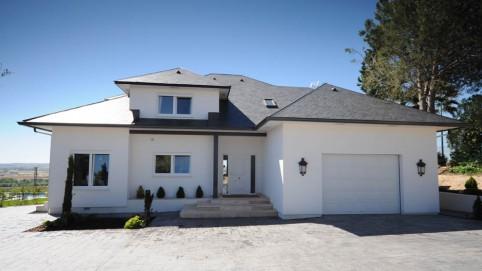 Empresa constructora de casas a medida canexel - Casas canadienses madrid ...