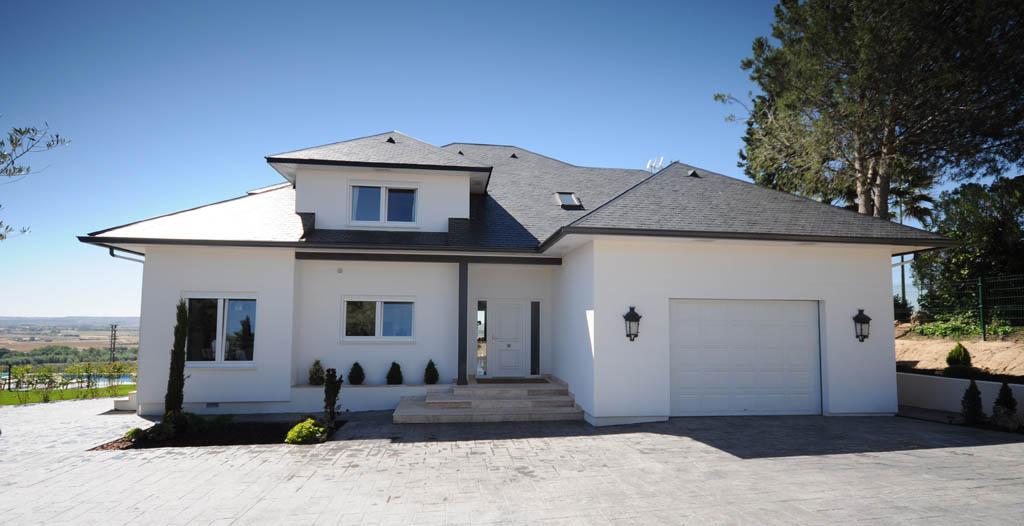 Casa hamilton canexel - Casas canadienses madrid ...