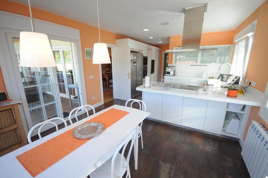 Mueble cocina americana mueble cocina americana with for Planos de cocinas tipo americano