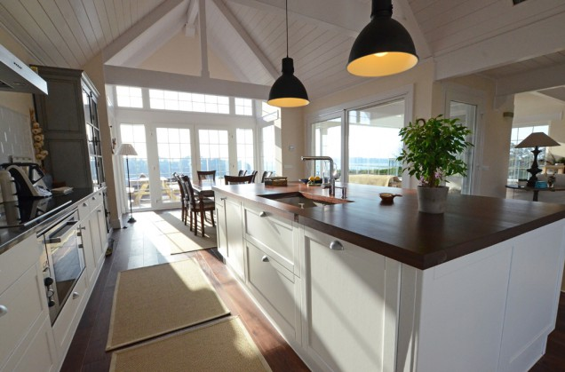 Islas y pen nsulas cocinas con personalidad casas de - Precios casas canexel ...