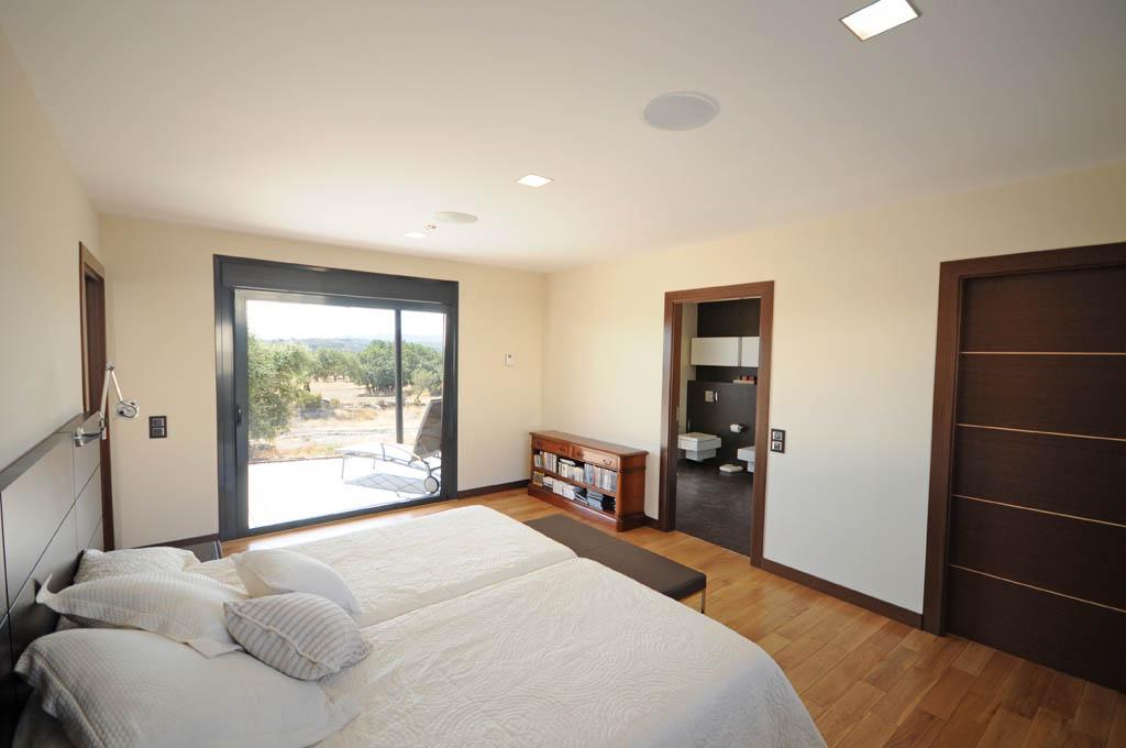 Casa corten h canexel for Casas modernas granada