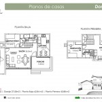 Plano Casa Donwell