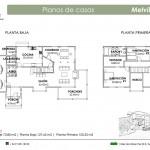 Plano Casa Melville