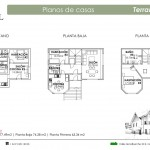 Plano Casa Terranova