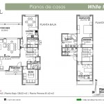Plano Casa White Rock