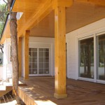 porche-madera
