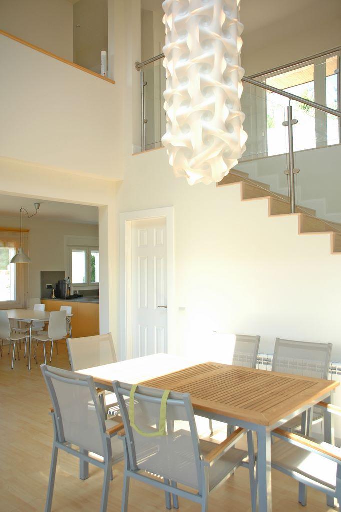 Casa whiteshell canexel - Salon doble altura ...