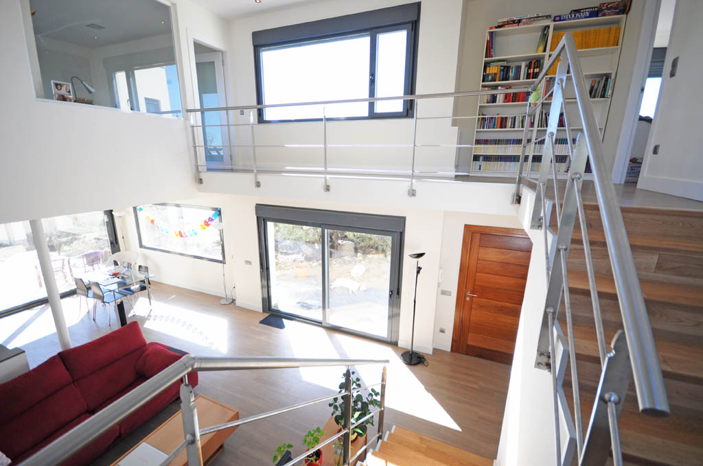 Casa utah house canexel - Salon doble altura ...
