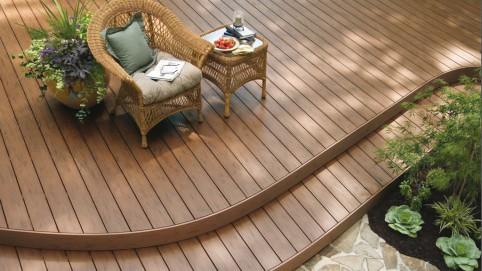 Exteriorismo con madera for Lo ultimo en pisos para casas