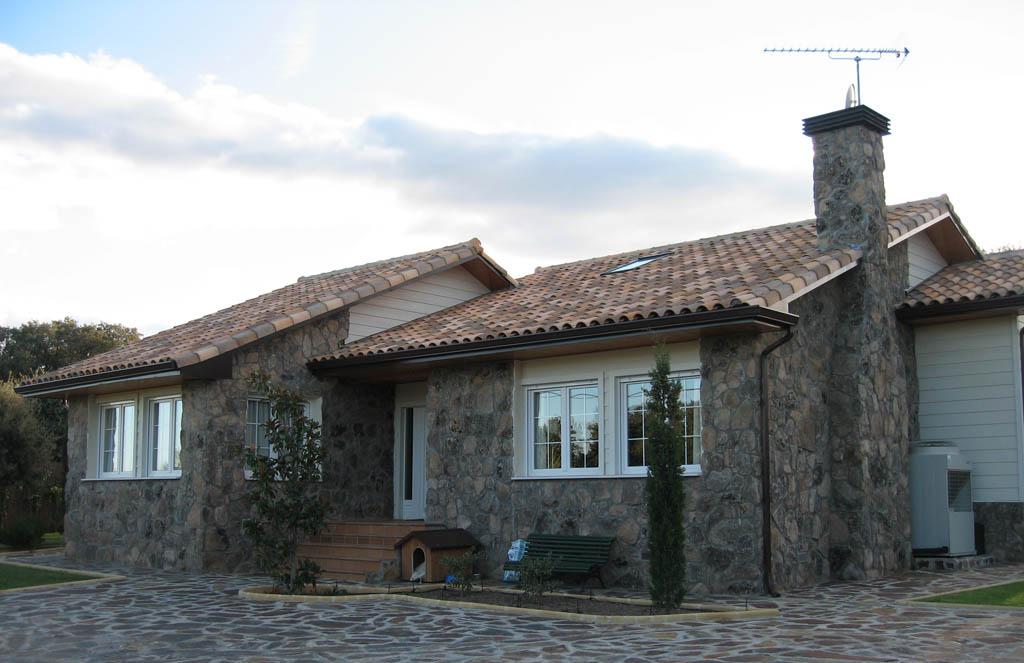 Casa meaford canexel - Casas con estilo rustico ...