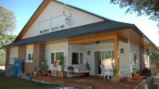 Casa Yuko - Porche Trasero