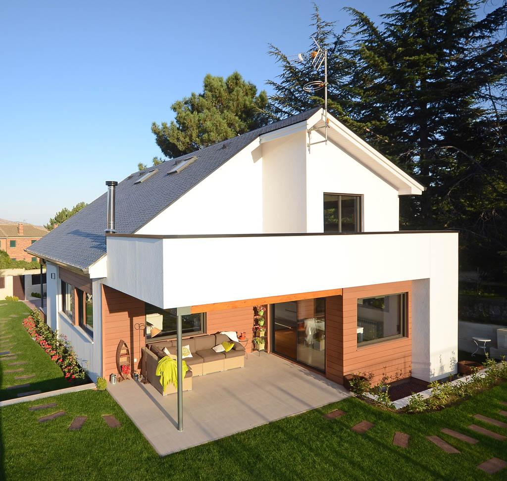 Porches de casas pequeas image with porches de casas for Porches de casas pequenas