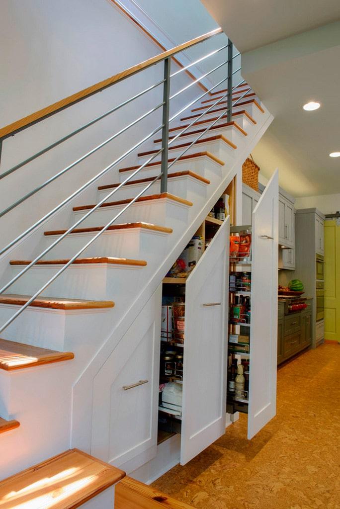 Ideas para aprovechar el espacio del bajo escalera canexel - Armario bajo escalera ...