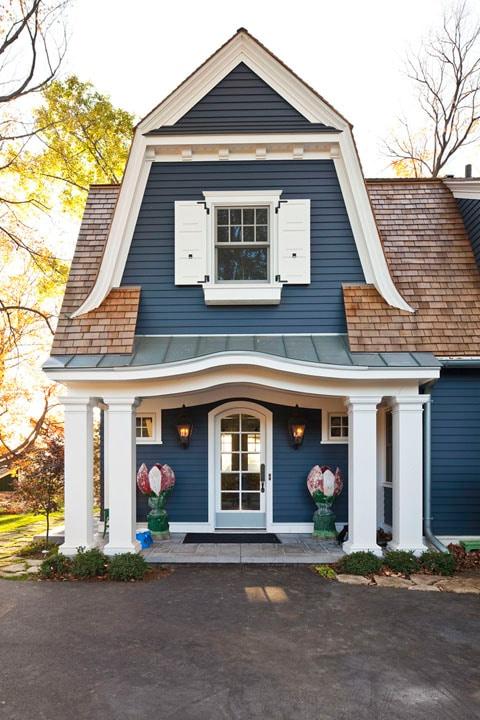 Encantadora casa de campo en minnesota canexel - Estilo de casas ...