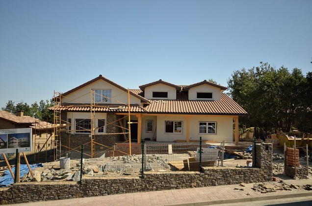 construccion casa de madera-taradell