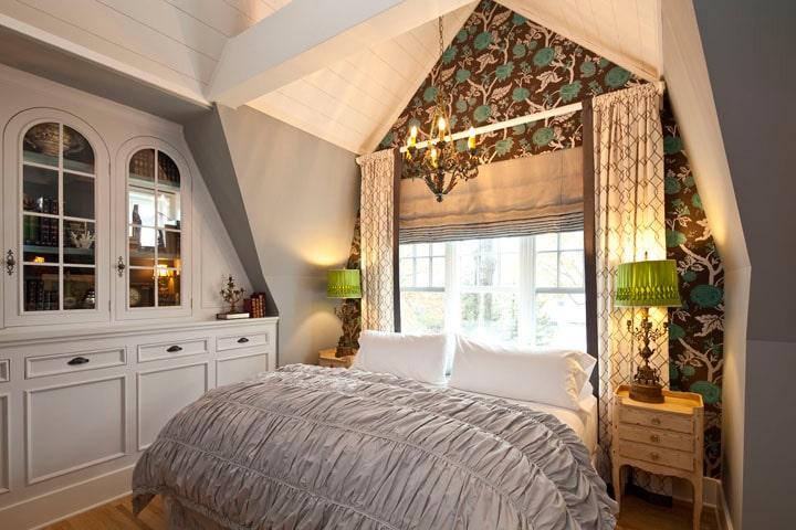 Encantadora casa de campo en minnesota canexel - Habitaciones con friso ...