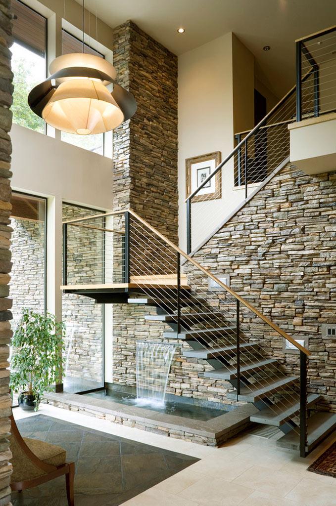 Ideas para aprovechar el espacio del bajo escalera canexel - Fuentes para interior ...