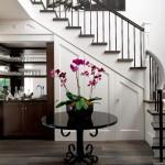 mueble-bar bajo escalera