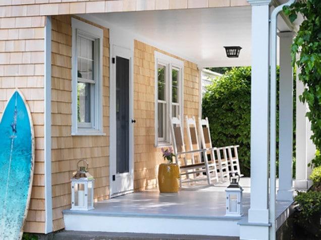 Ideas para dise ar un porche de entrada con encanto for Ideas para disenar una casa