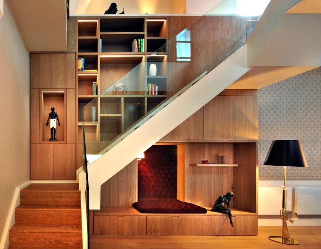 ideas para aprovechar el espacio del bajo escalera canexel. Black Bedroom Furniture Sets. Home Design Ideas