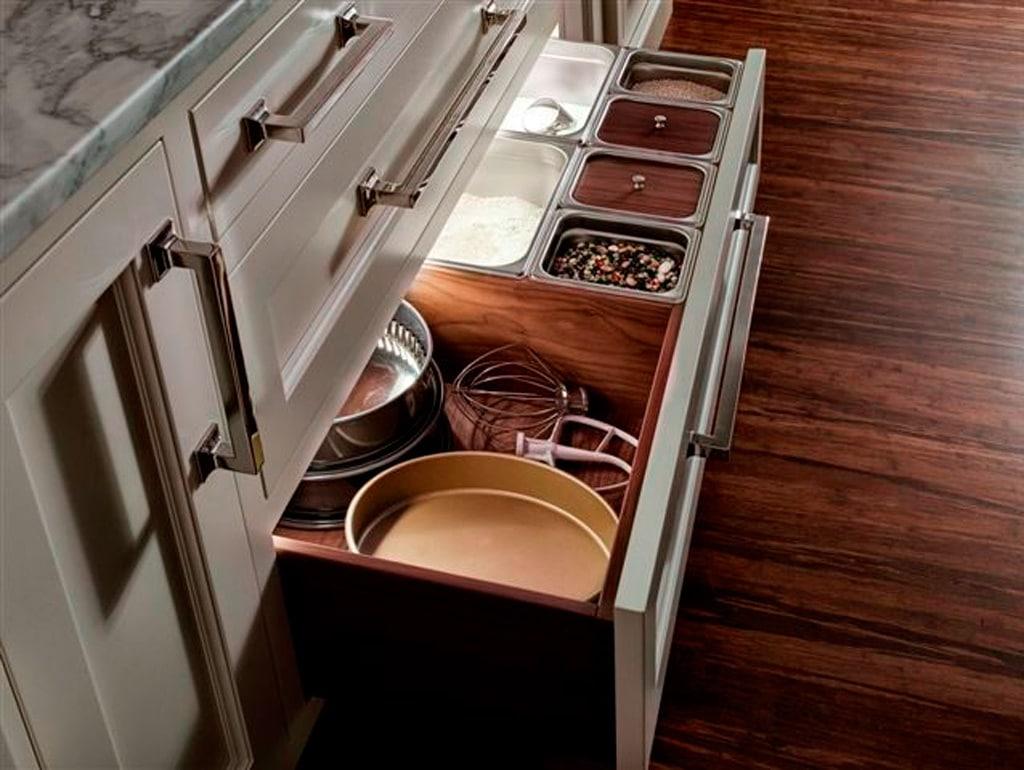 Ideas para mejorar tu cocina muebles y cajones canexel for Cajones para cocina