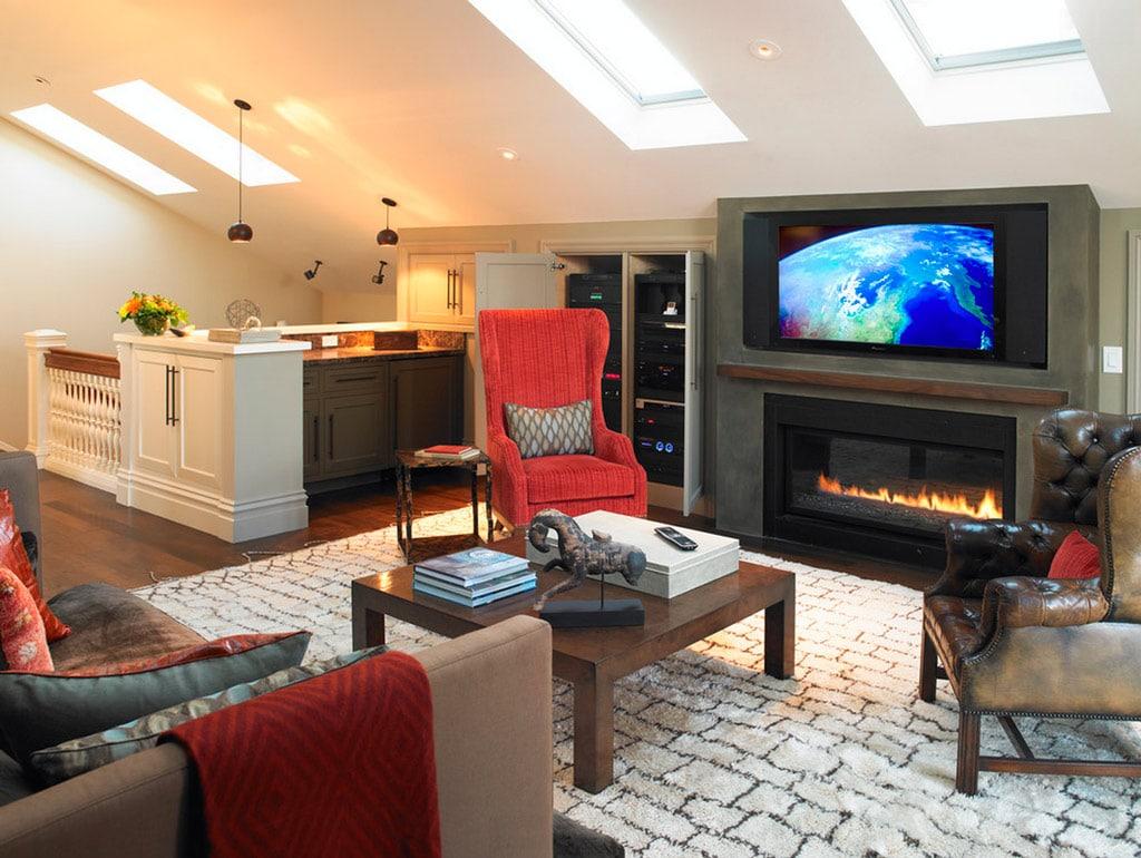 Buhardillas ideas para dise ar un espacio nico canexel - Disenar un salon ...