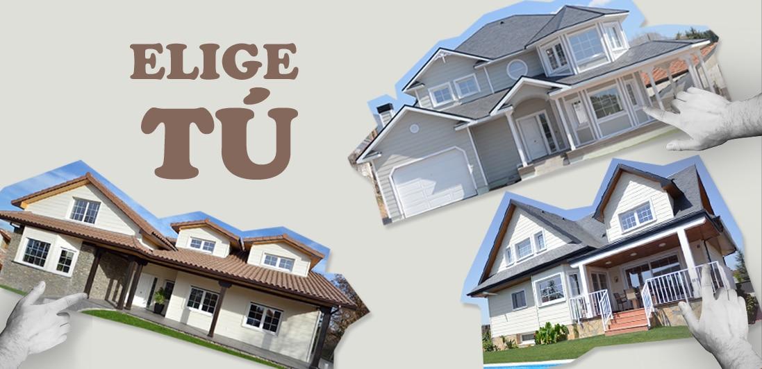 Elige la pr xima casa de nuestra galer a - Nuestra casa es tu casa ...