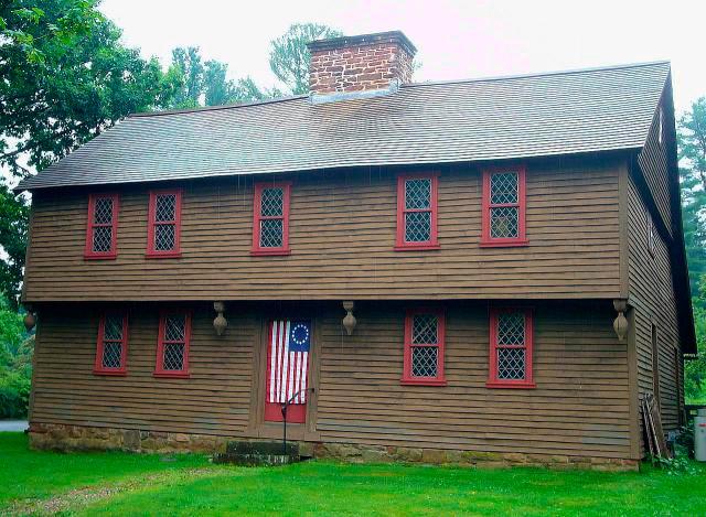 Historia Casas Americanas Estilo Colonial