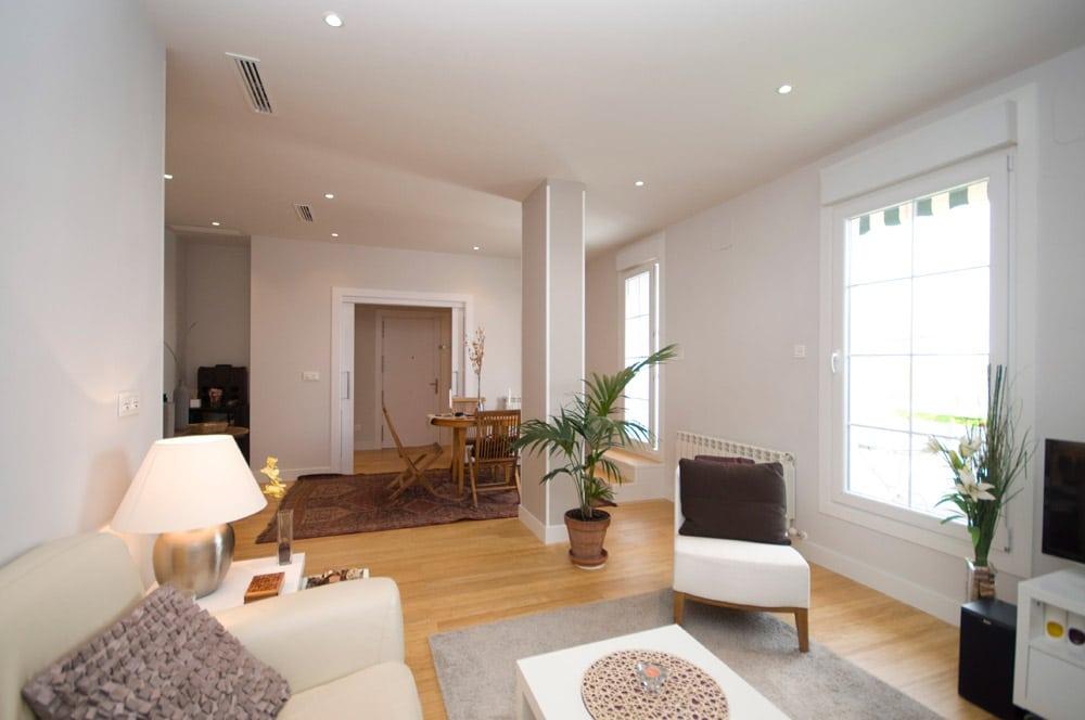 Reformas y ampliaciones por canexel construcciones for Chimenea fundicion pisos alquiler deusto