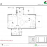 107 m2 plano 95