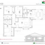 121 m2 plano 103