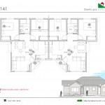 121 m2 plano 141
