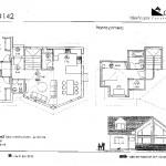 126 m2 plano 142