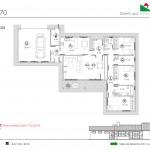 131 m2 plano 70