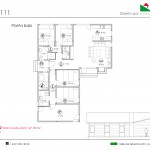 145 m2 plano 111